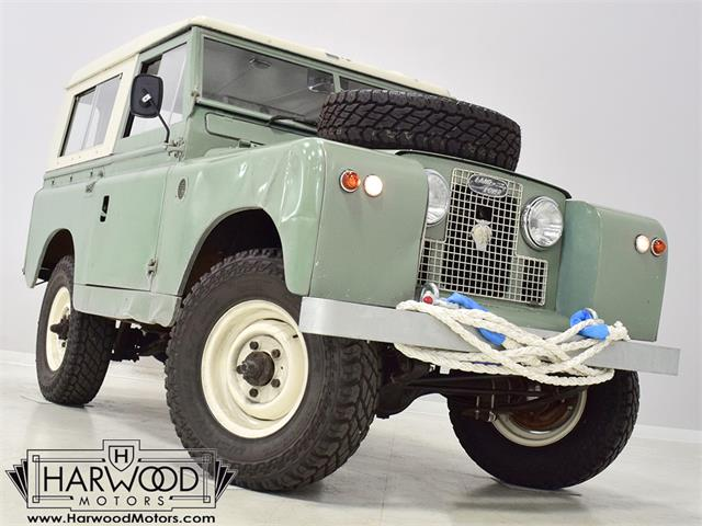 Picture of Classic '68 Land Rover Series IIA - $29,900.00 - OEWY