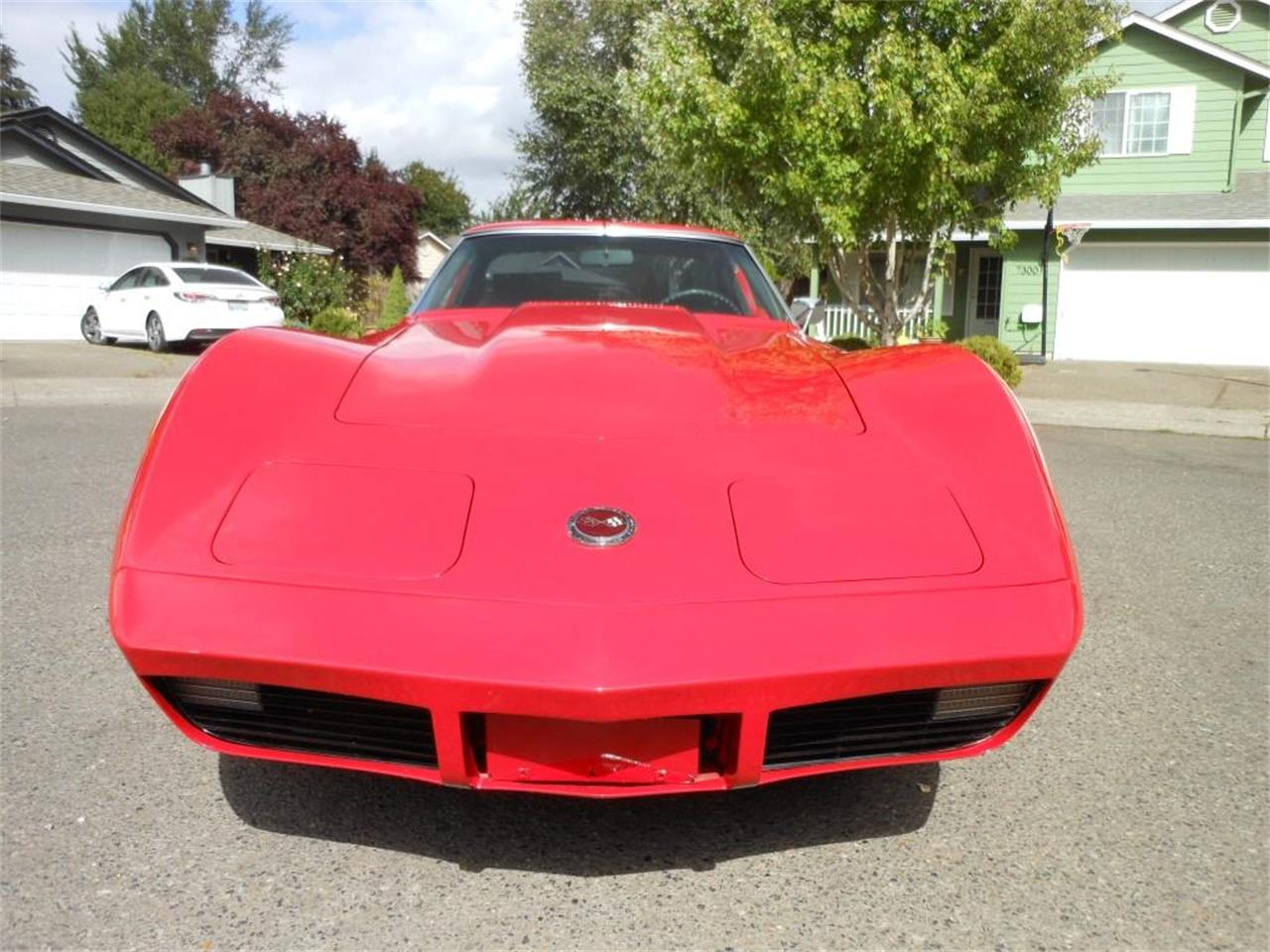 Large Picture of '73 Corvette - OEX5