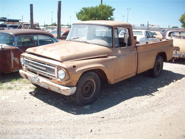 Picture of '68 Pickup - OEXA