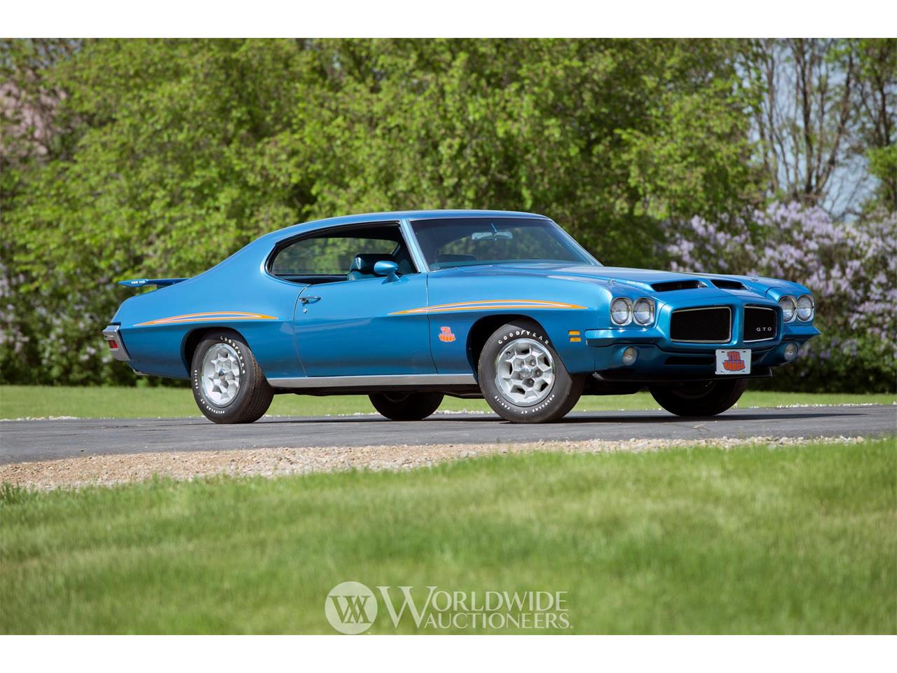Picture of '71 GTO Judge HO 455 - O7ZF