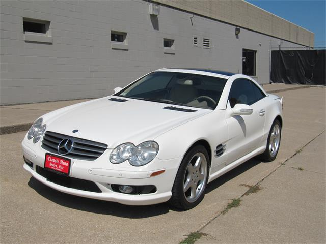 Picture of '03 SL500 - OEXQ