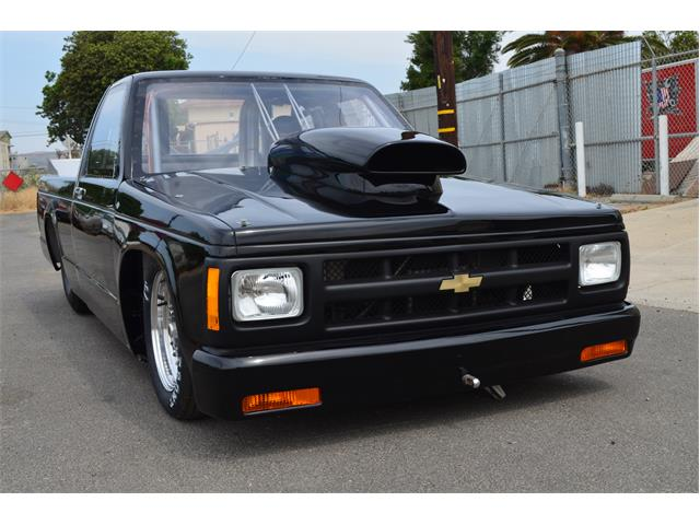 Picture of 1984 S10 located in Oxnard California Offered by  - OEXT