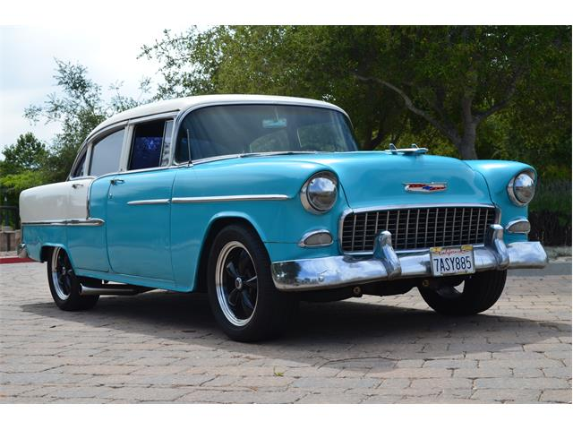 Picture of 1955 Chevrolet Bel Air Offered by  - OEXZ