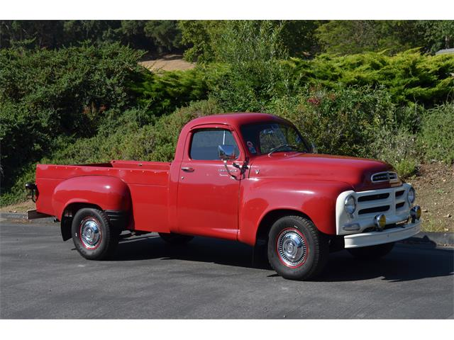 Picture of Classic '56 Studebaker Transtar Deluxe located in Paso Robles California - $27,500.00 Offered by  - OEY7