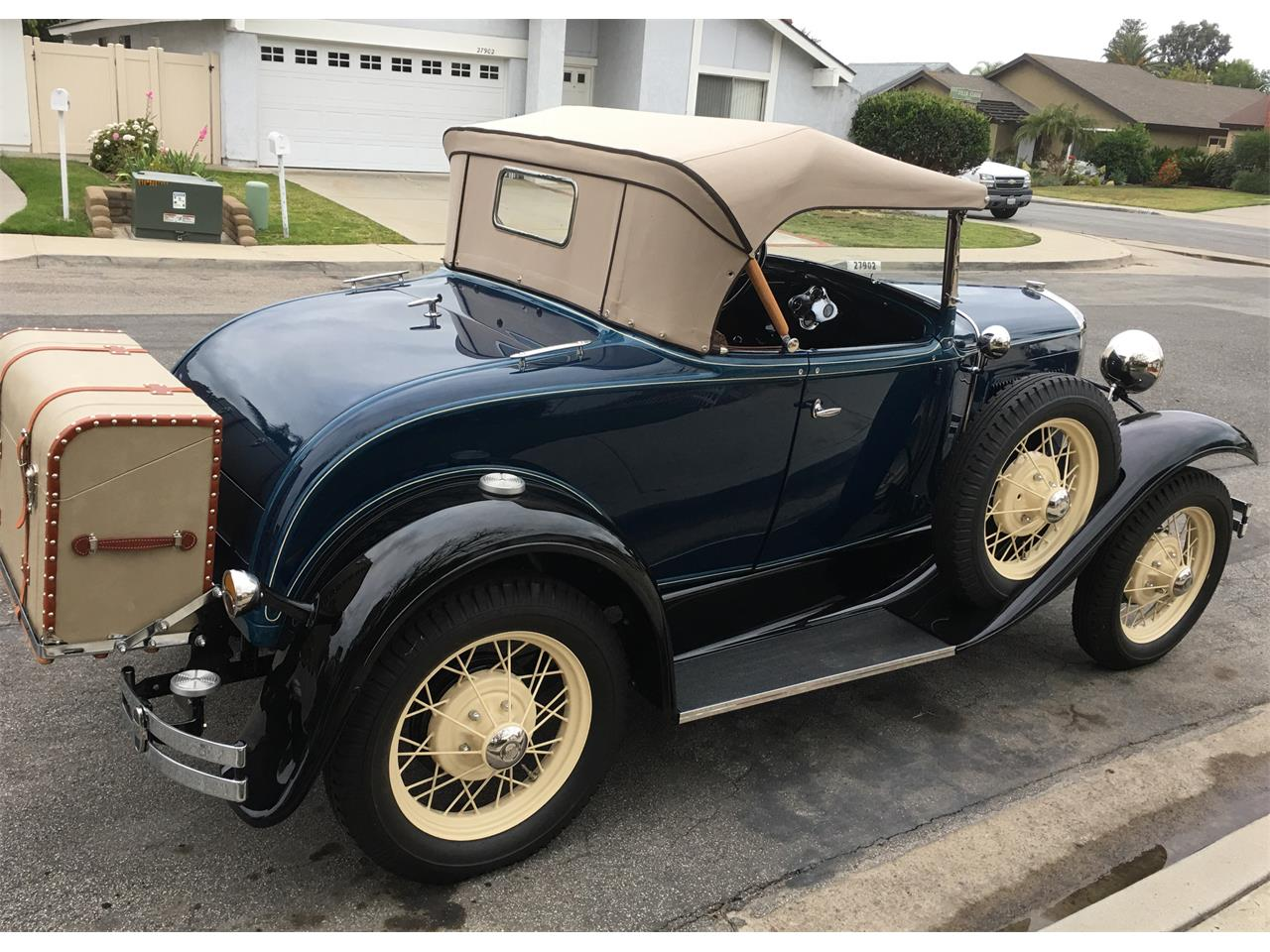 Large Picture of '31 Ford Model A located in san clemente California - O8M8