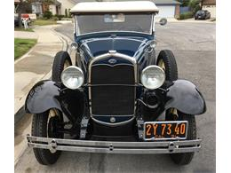 Picture of Classic 1931 Ford Model A - O8M8