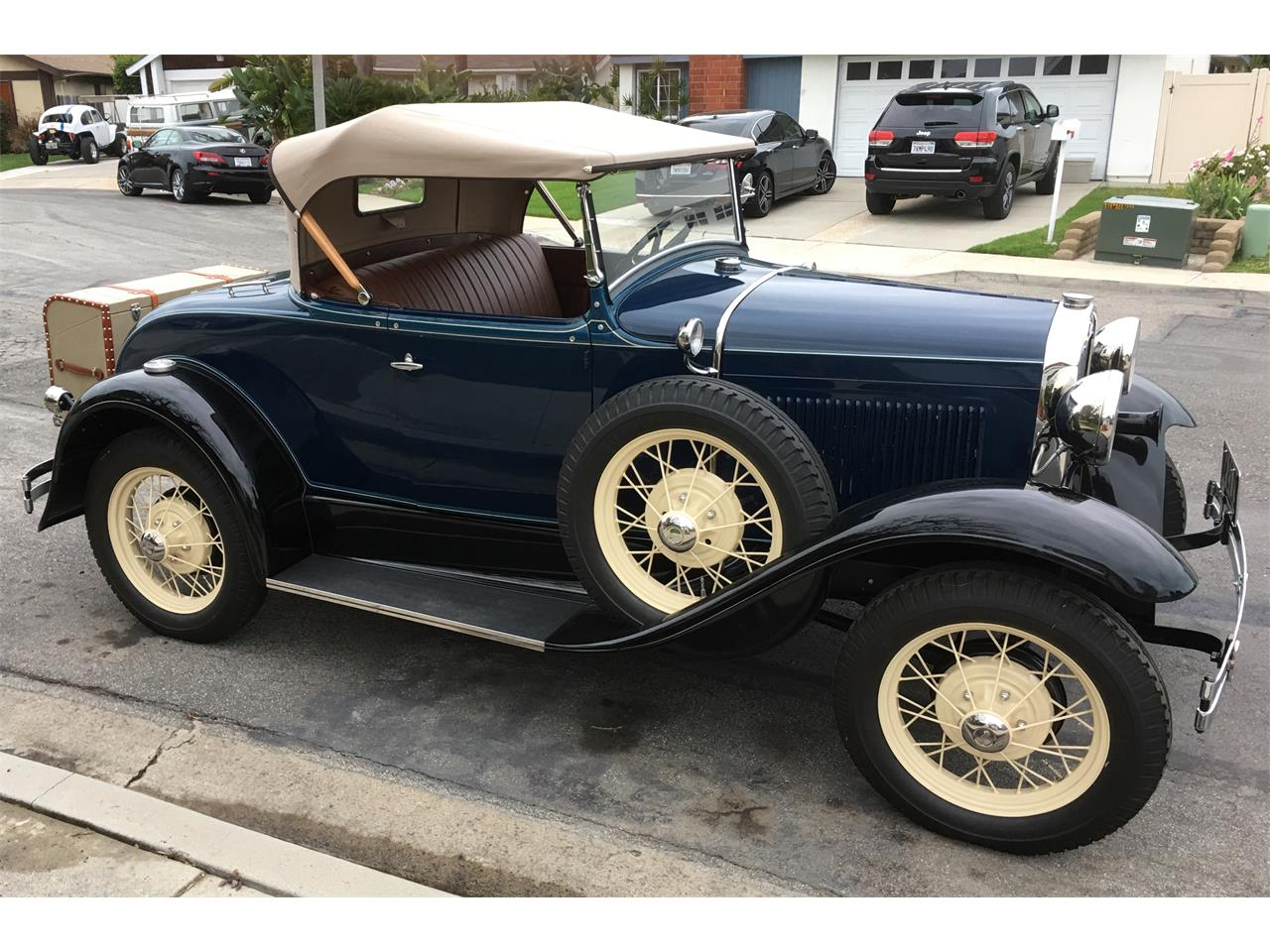 Large Picture of '31 Model A located in California - O8M8
