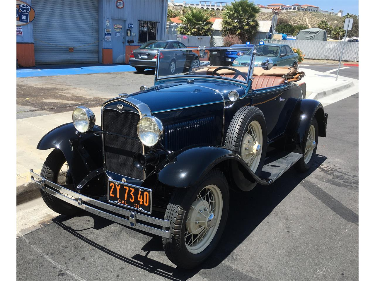 Large Picture of Classic '31 Ford Model A located in san clemente California - $39,999.99 - O8M8