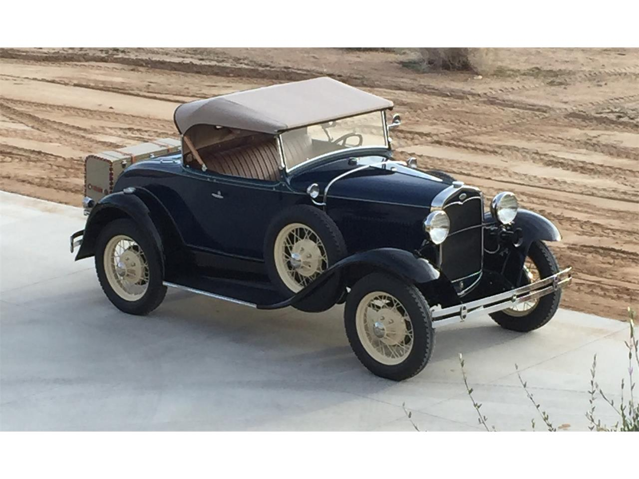 Large Picture of '31 Model A - O8M8