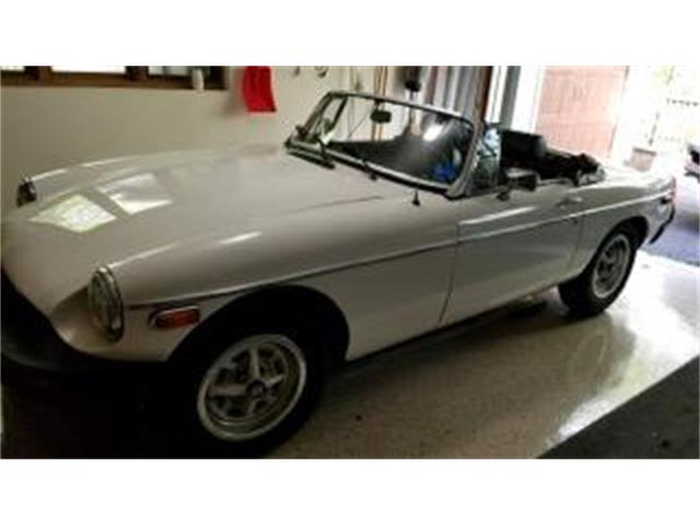 Picture of '76 MGB - OEYF