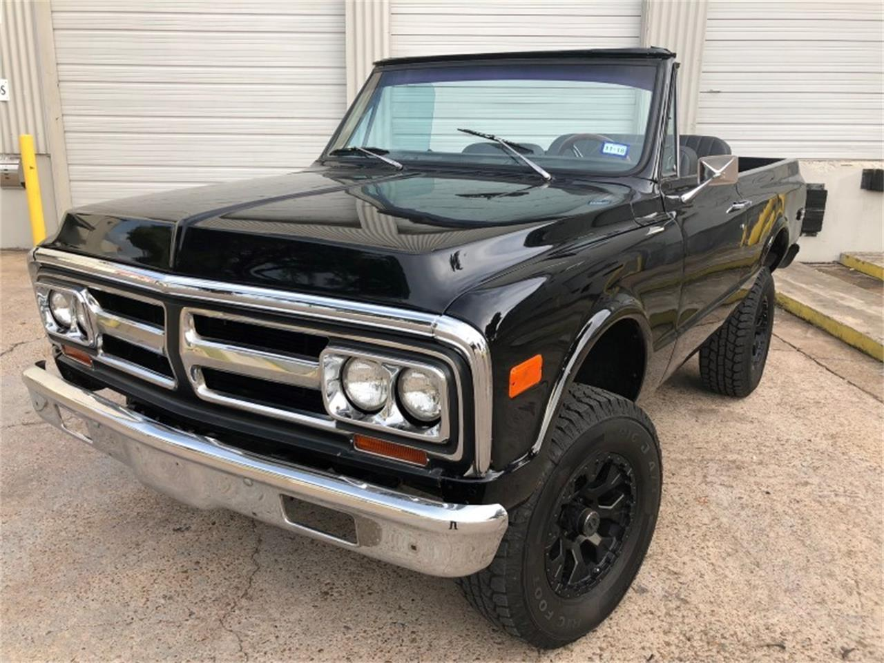 Large Picture of 1972 GMC Jimmy located in Texas - $26,500.00 - OEYL