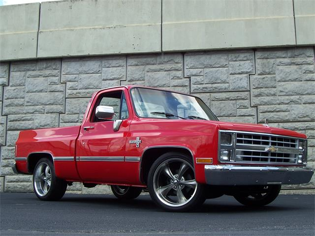 Picture of 1985 Chevrolet C/K 10 - OEYT