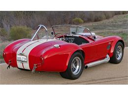 Picture of 1965 Shelby Cobra located in Irvine California - OEYU