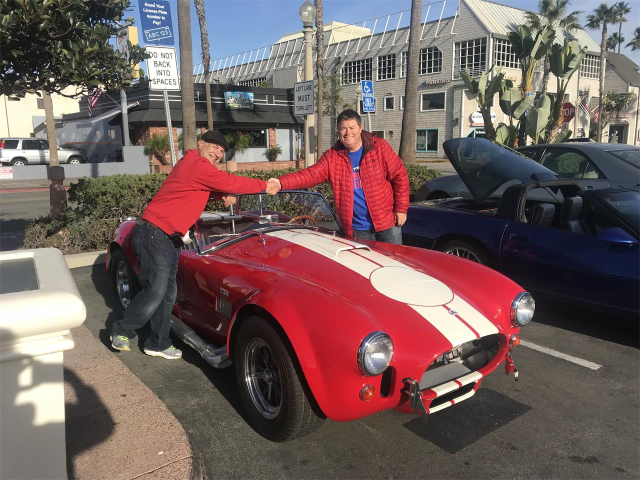 Large Picture of Classic 1965 Cobra located in Irvine California Offered by a Private Seller - OEYU