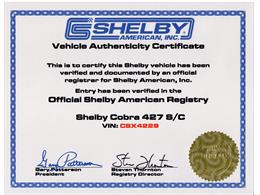 Picture of Classic 1965 Shelby Cobra - $124,900.00 - OEYU