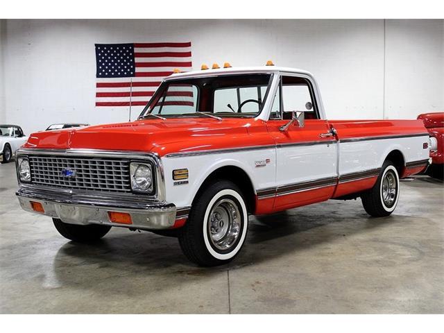 Picture of '72 Chevrolet Cheyenne located in Michigan - $33,900.00 - OEZ1