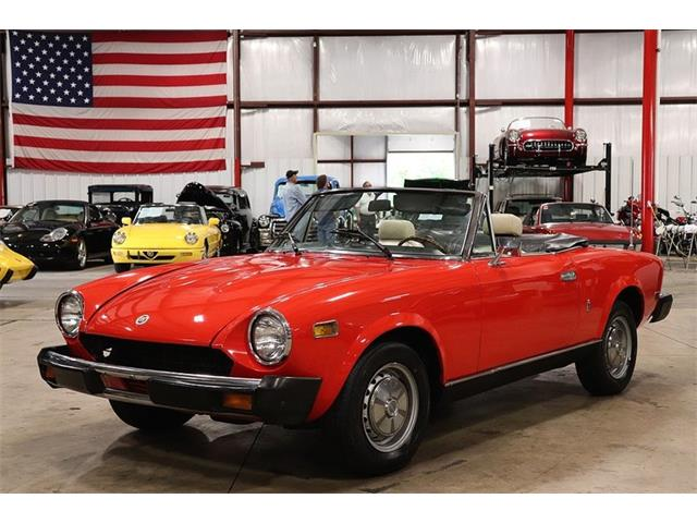 Picture of '78 Spider - OEZ5