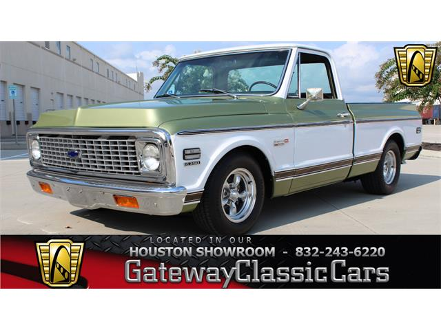 Picture of 1971 Chevrolet C10 located in Houston Texas - $42,995.00 - OEZW