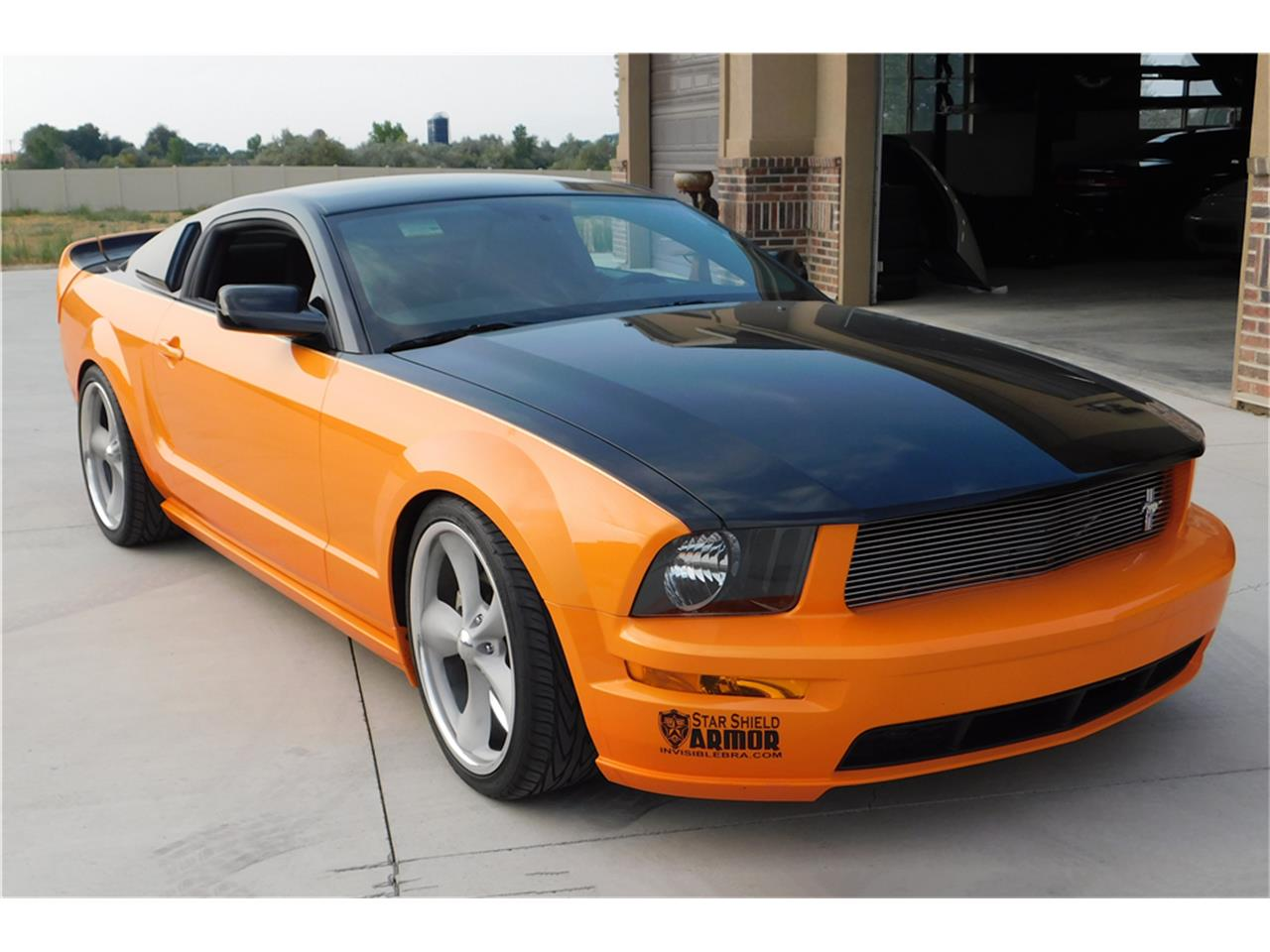 Large picture of 07 mustang gt of1d