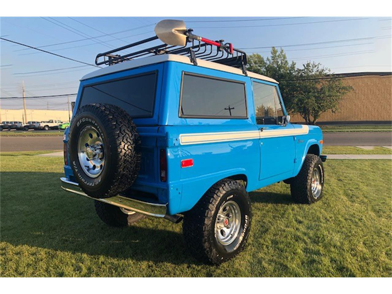 Large Picture of '76 Bronco - OF1O