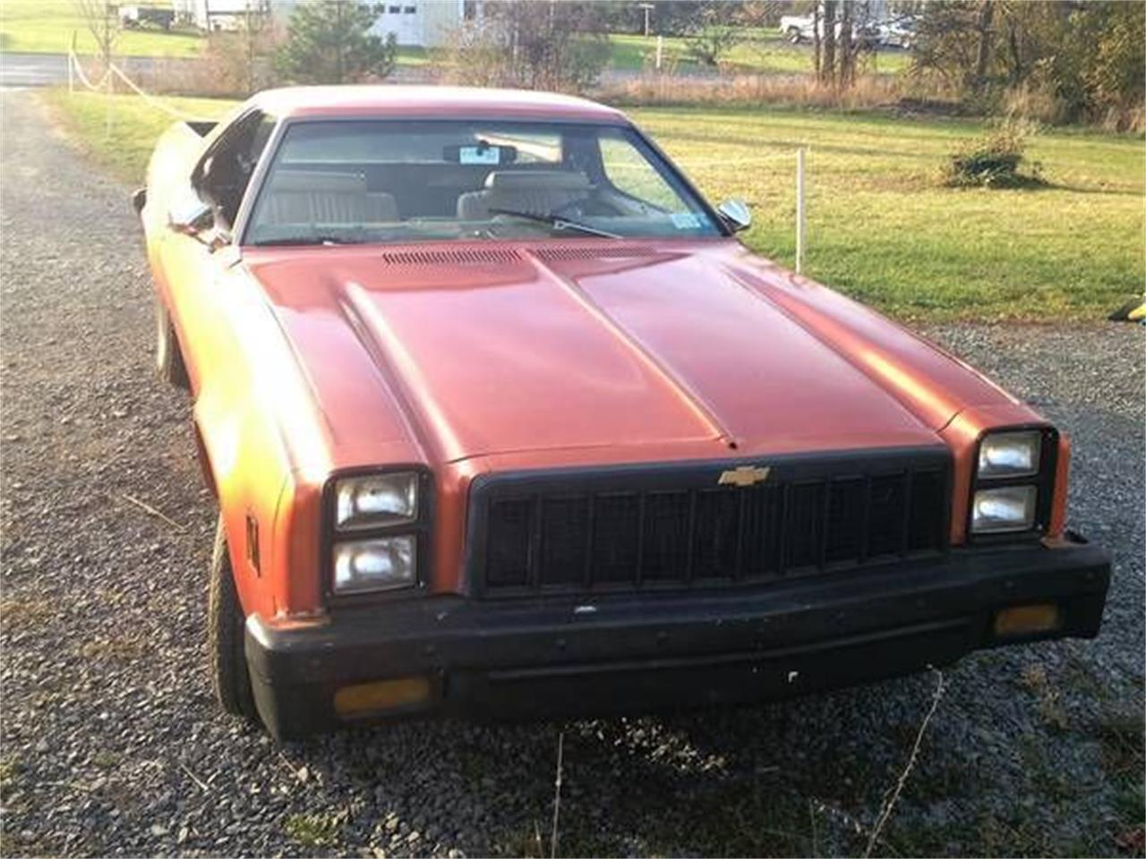 Large Picture of '73 El Camino - OF2I