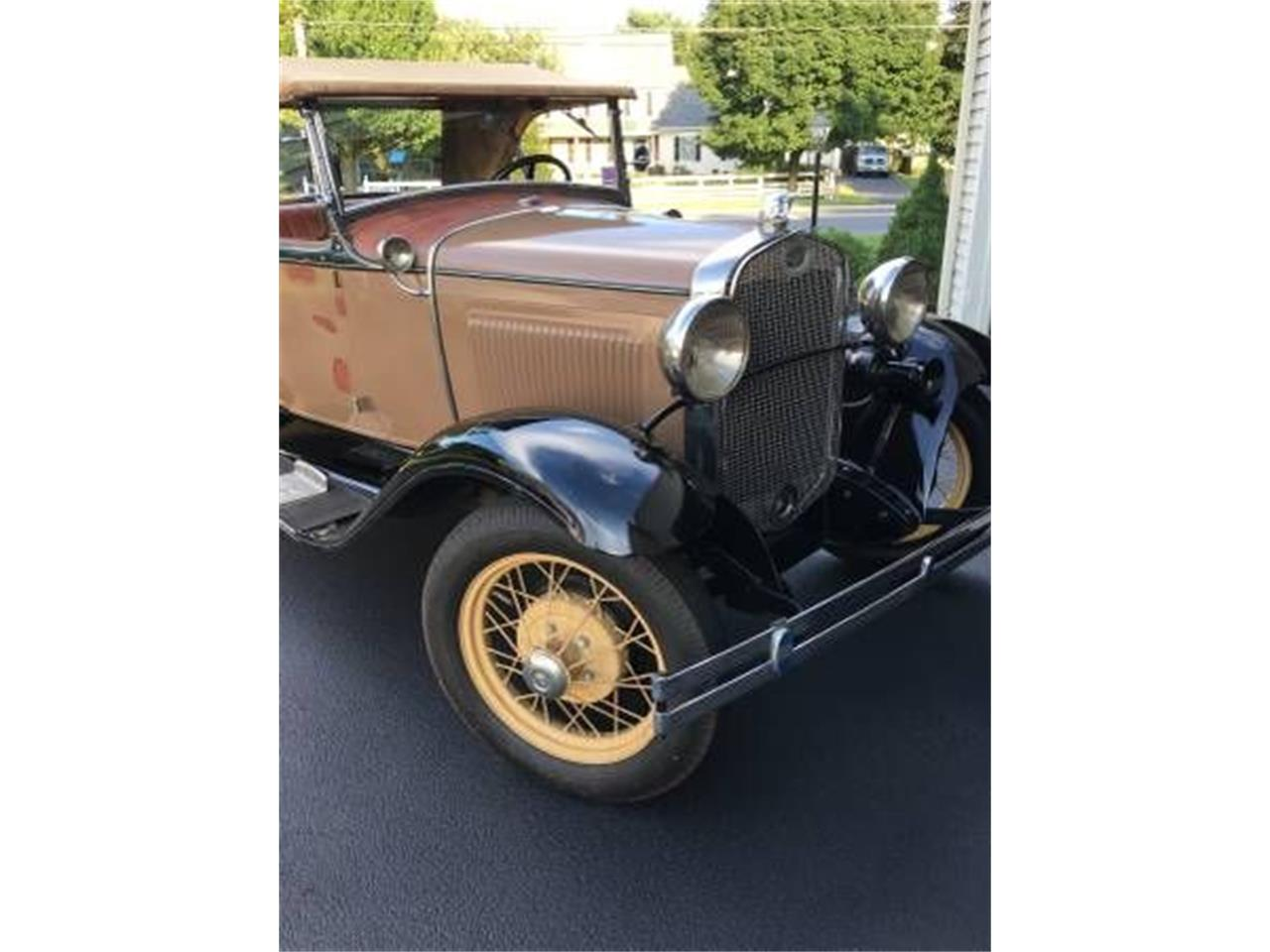 Large Picture of '31 Roadster - OF2M