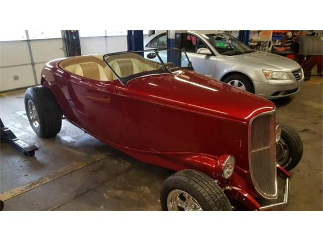 Picture of 1933 Roadster located in Michigan - $43,495.00 Offered by  - OF2U