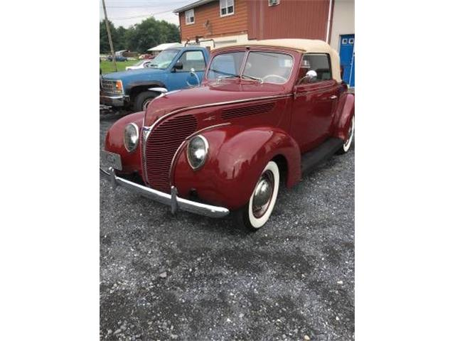 Picture of '38 Convertible - OF2X