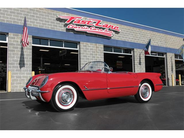 Picture of '54 Corvette - OF3A