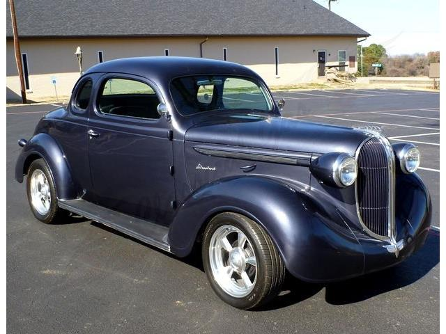 Picture of Classic '38 Plymouth Coupe located in Texas Offered by  - OF3P