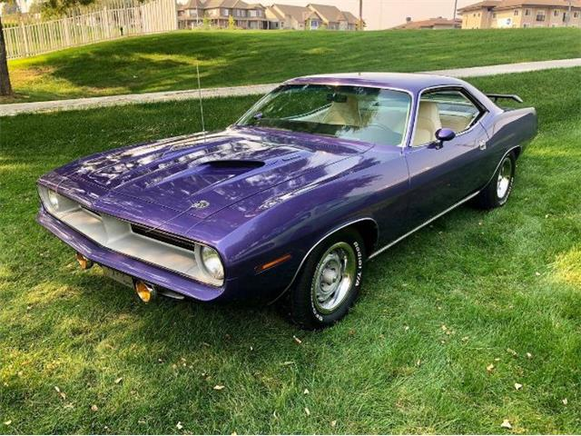 1970 Plymouth Barracuda for Sale on ClassicCars.com
