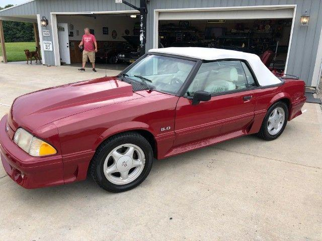 Picture of '89 Mustang - OF5P