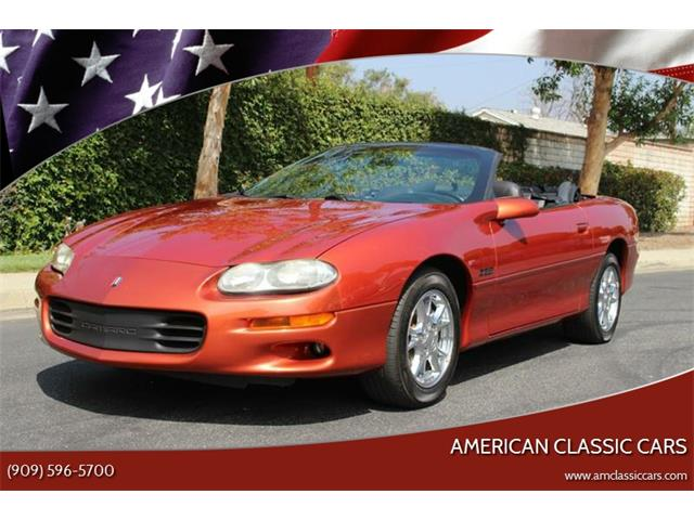 Picture of '02 Camaro - OF62