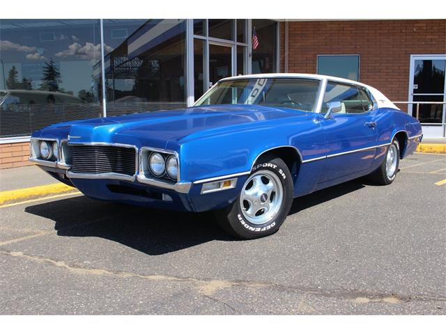 1970 to 1972 ford thunderbird for sale on. Black Bedroom Furniture Sets. Home Design Ideas