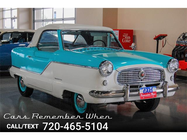 Picture of '58 Nash Metropolitan located in Littleton Colorado Offered by  - OF6Q