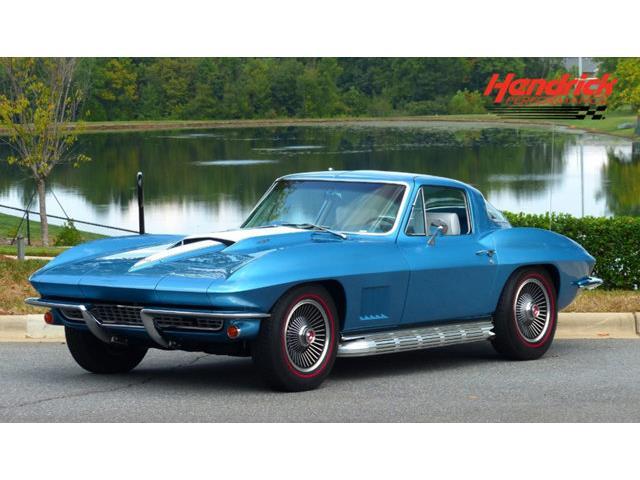 Picture of '67 Corvette - OF71