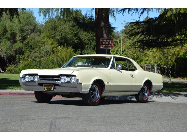 Picture of '67 Cutlass - OF75