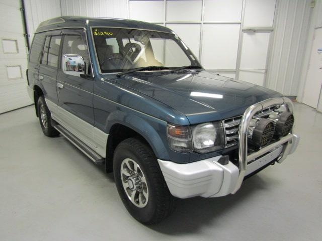 1991 Mitsubishi Pajero