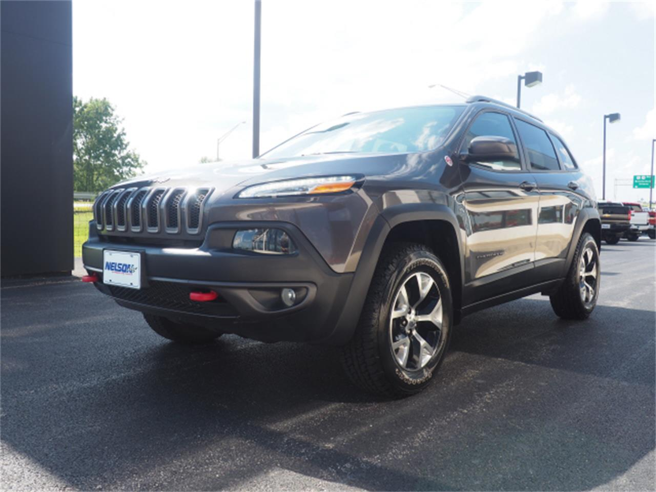 Large Picture of '17 Cherokee - OF81