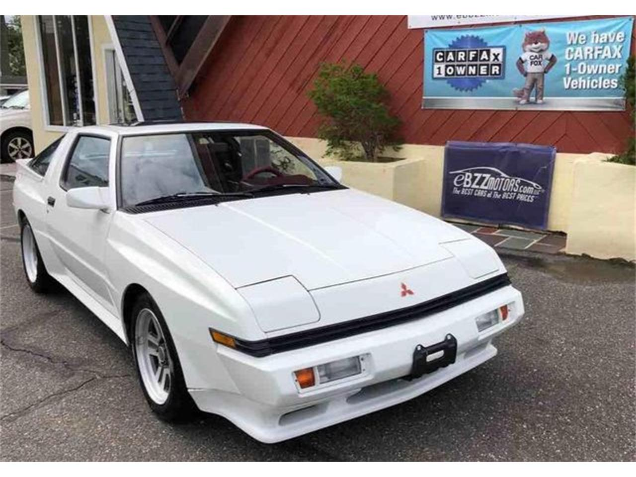 1986 mitsubishi starion for sale | classiccars | cc-1139498
