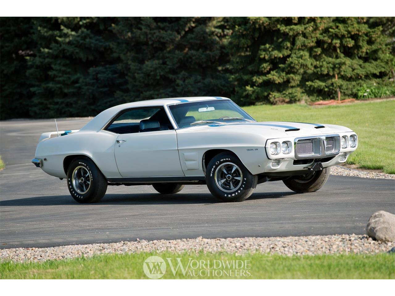 Picture of '69 Firebird Trans Am Ram Air III - O7ZJ