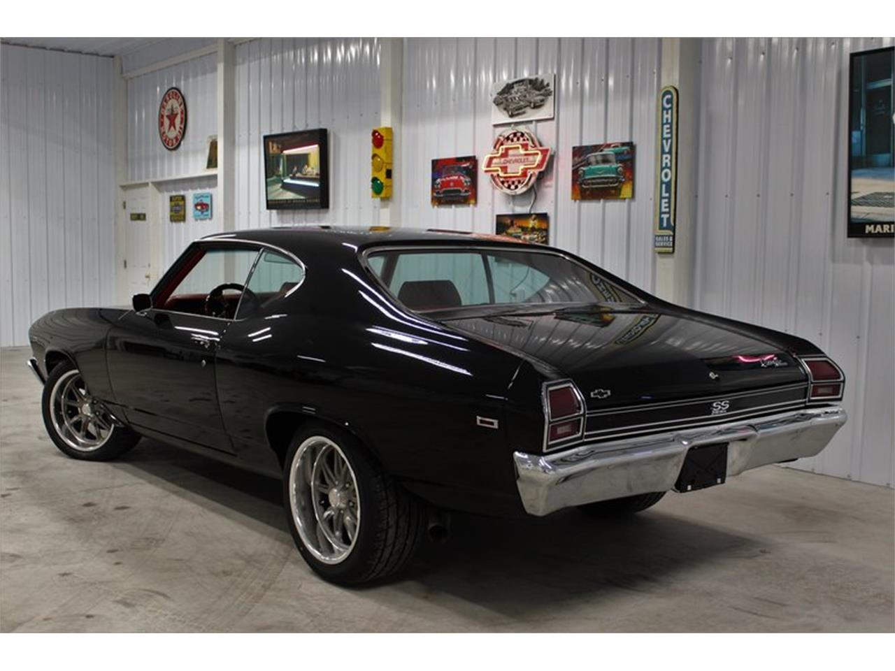 Large Picture of '69 Chevelle - OF8Z