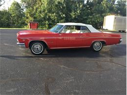 Picture of '66 Chevrolet Impala Auction Vehicle Offered by GAA Classic Cars Auctions - OF92