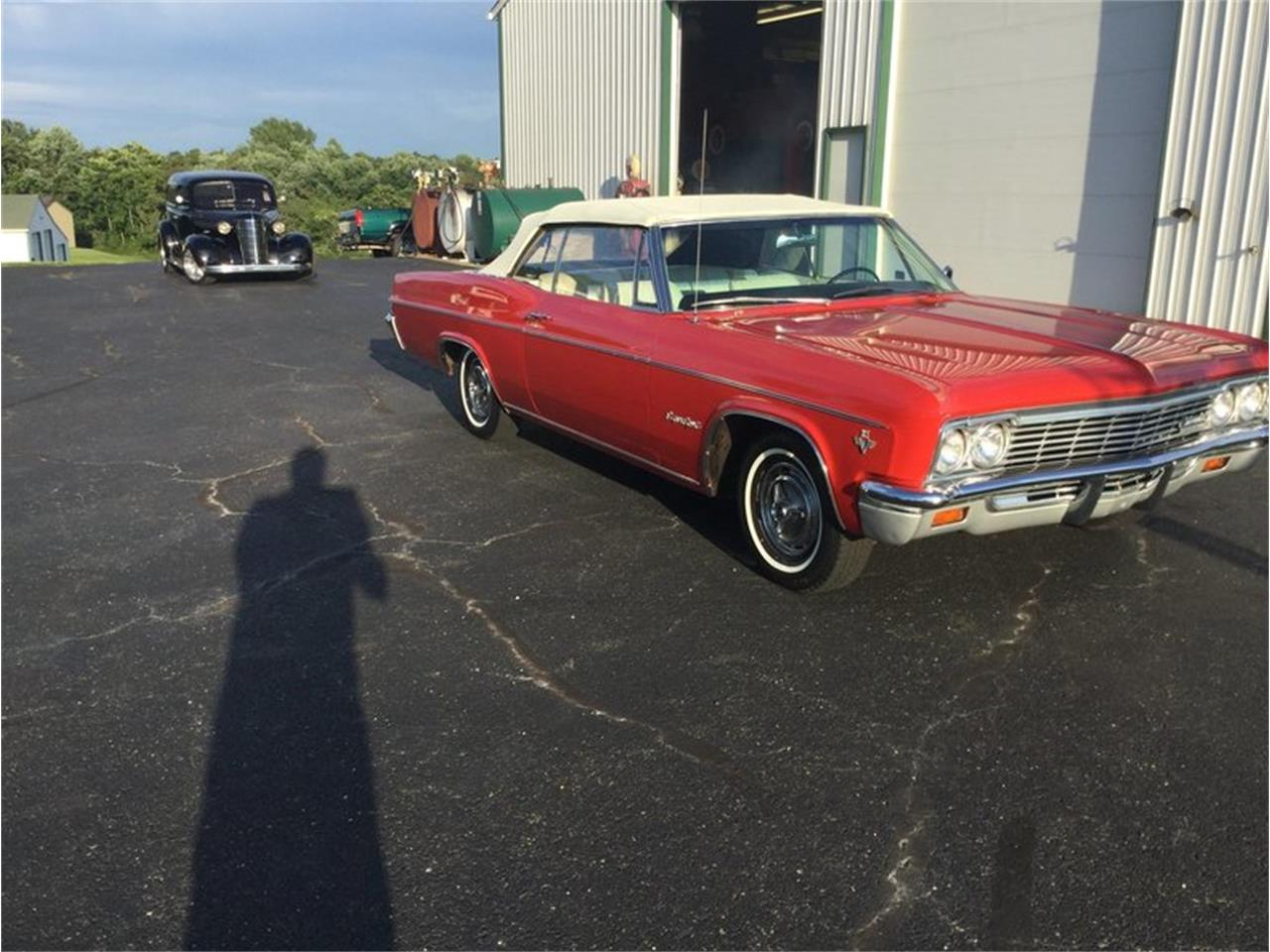 Large Picture of 1966 Impala located in North Carolina Offered by GAA Classic Cars Auctions - OF92