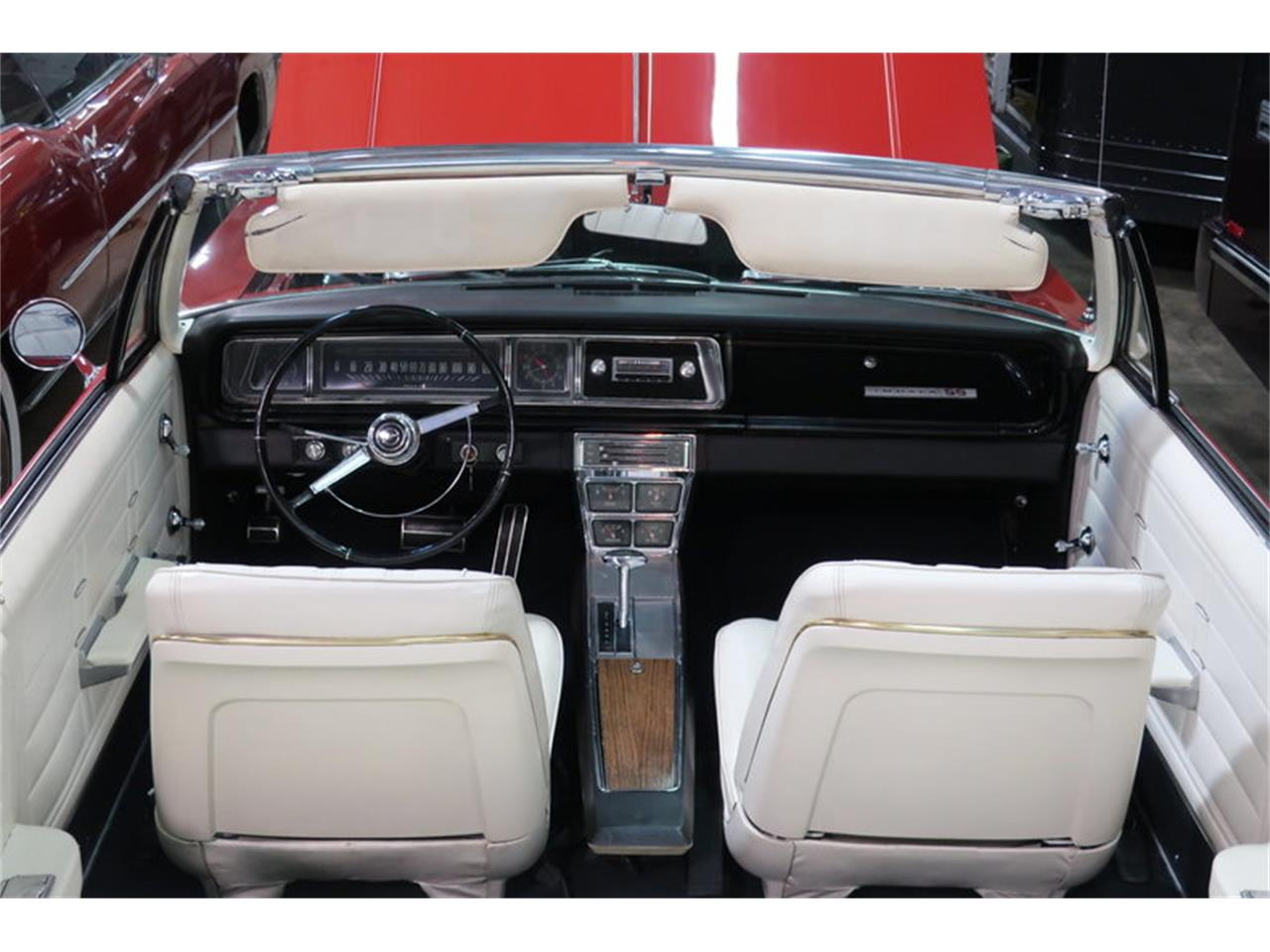Large Picture of '66 Impala located in Greensboro North Carolina Auction Vehicle Offered by GAA Classic Cars Auctions - OF92