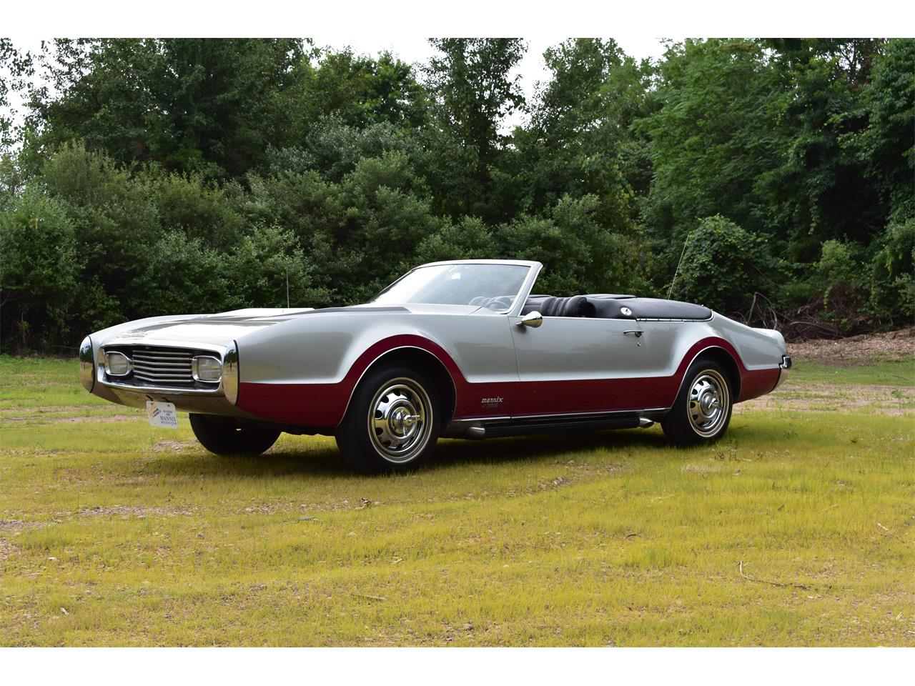 1967 oldsmobile toronado for sale cc 1139517. Black Bedroom Furniture Sets. Home Design Ideas