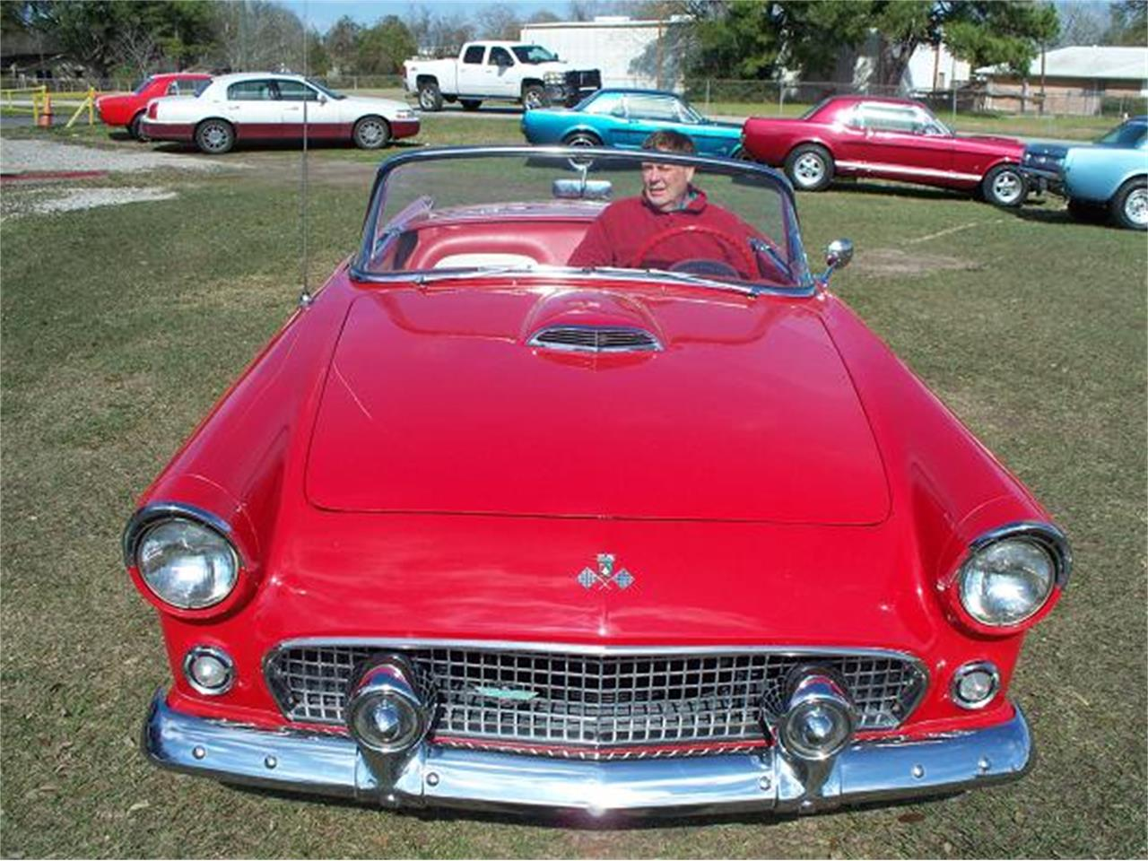 Large Picture of '55 Thunderbird - OF9B