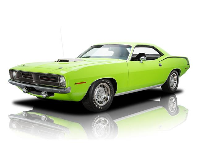 Picture of Classic '70 Cuda located in Charlotte North Carolina - $119,900.00 - O8NC