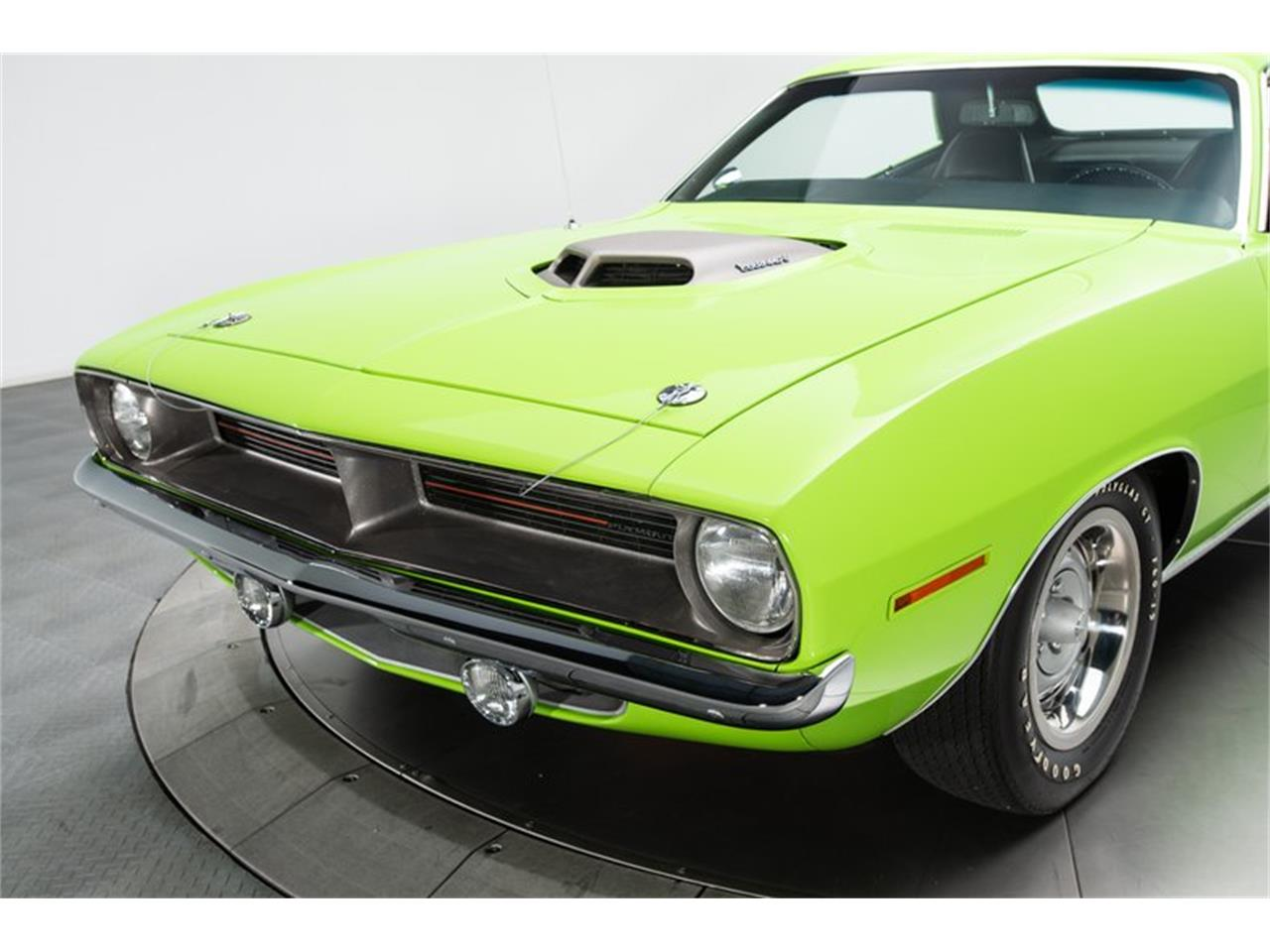 Large Picture of '70 Cuda - O8NC