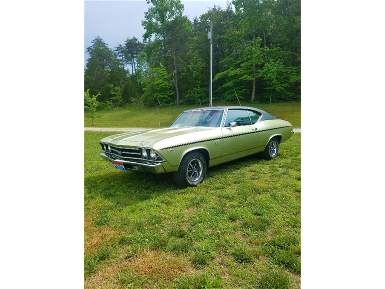 Large Picture of Classic 1969 Chevrolet Chevelle SS located in  Auction Vehicle - OF9L